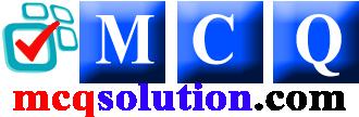 MCQ Solution